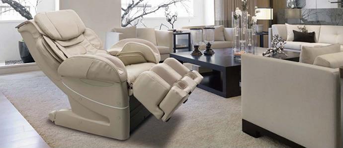 Массажное кресло Fujiiryoki EC-3900