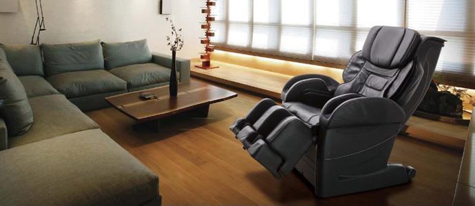 Массажное кресло Fujiiryoki EC-3900 1