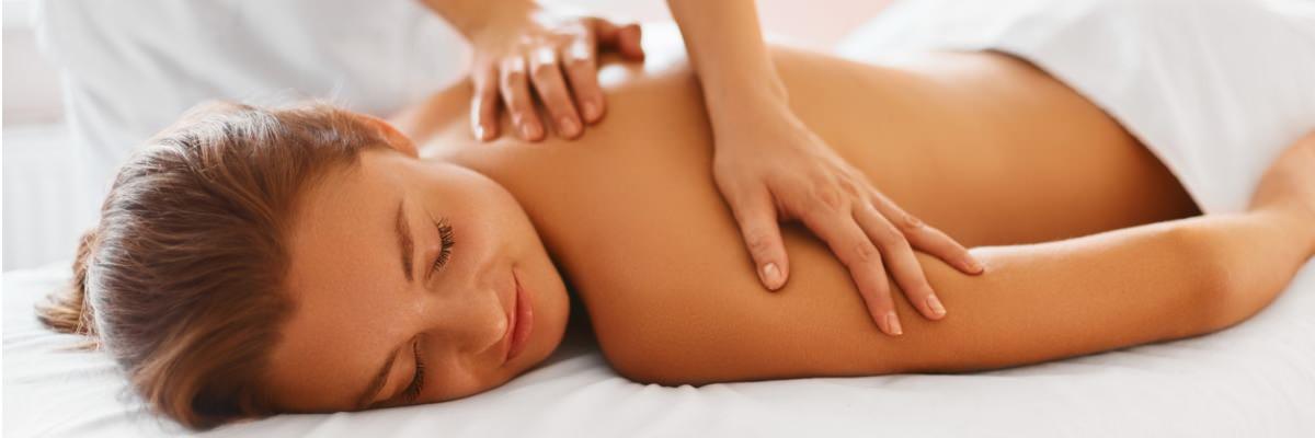 Снятие напряжения посредством массажа